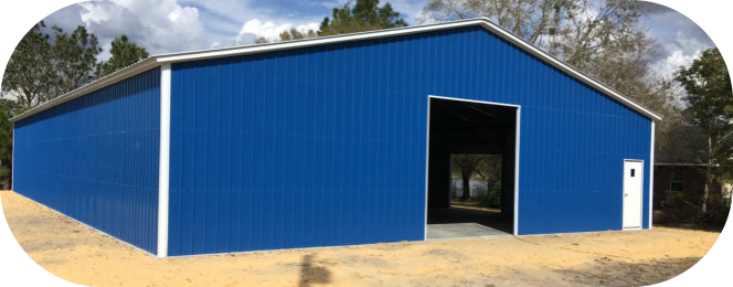 Bubba D's Sheds & Barns